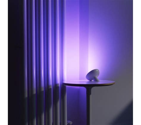 philips hue bloom dimmable led smart table l buy philips hue bloom wireless led table l free