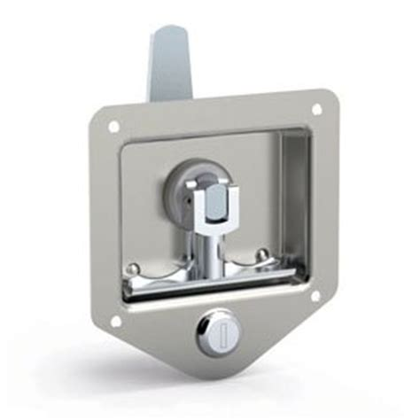 Stainless Steel Heavy Duty Lock #215 Mesan For Truck