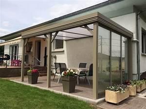 Abri De Terrasse En Bois : abri pour terrasse exterieur bf31 jornalagora ~ Dailycaller-alerts.com Idées de Décoration