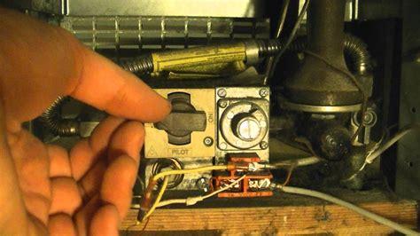 smell gas after lighting pilot how to light the pilot light on a gas heater funnydog tv