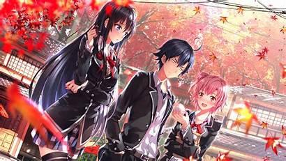 Comedy Romantic Snafu Teen Yukino Yukinoshita Yui