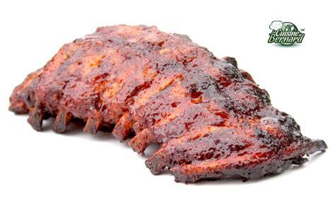 la cuisine bernard la cuisine de bernard travers de porc grillés sauce barbecue