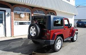 Used 2009 Jeep Wrangler 4wd Manual Transmission Rocky