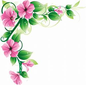 Flowers Borders PNG Transparent Flowers Borders.PNG Images ...