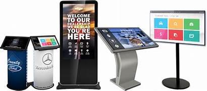 Touch Kiosks Screen Kiosk Dealership Dealer Service