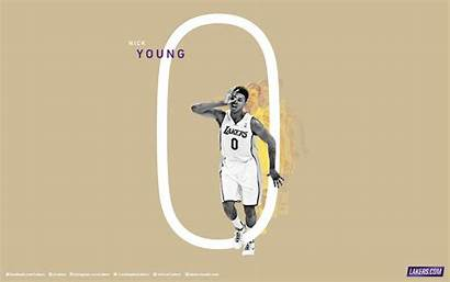 Young Nick Wallpapers Nba Lakers Px Cave