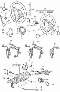 Porsche 911 Without Wiring Harness Sports Steering Wheel