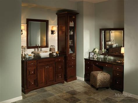 Merillat Classic Cabinet Colors by Merillat Masterpiece Bathroom Cabinets Greensboro Nc
