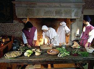 la cuisine au moyen age menu du moyen âge nourrir corps et esprit avec