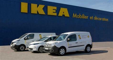 Ikea Et Renault S'allient Pour Louer Des Véhicules électriques