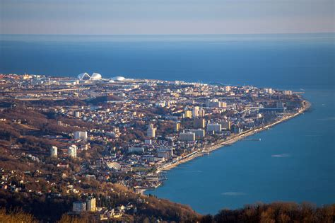 Sochi Guide By In Your Pocket Full Free City Guide To Sochi
