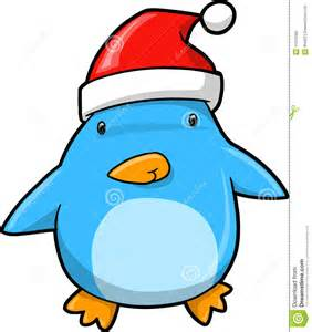 Happy Holidays Penguin Clip Art - Viewing Gallery