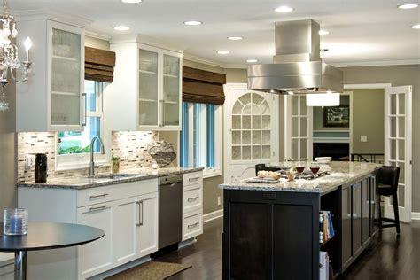 kitchen island extractor fan 68 deluxe custom kitchen island ideas jaw dropping designs 5061