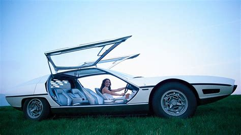 1967 Lamborghini Marzal: Concept We Forgot