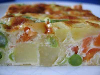 recette pain  la macedoine de legumes