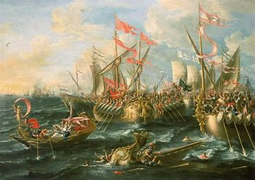 Image result for battle of actium
