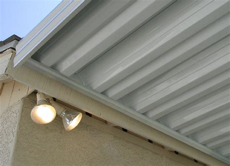 Awning Aluminum Pan Roof Panels