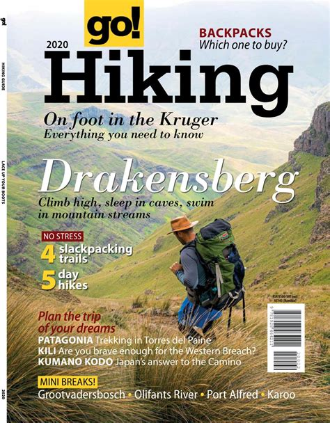 Go!: Hiking Guide Magazine - Get your Digital Subscription