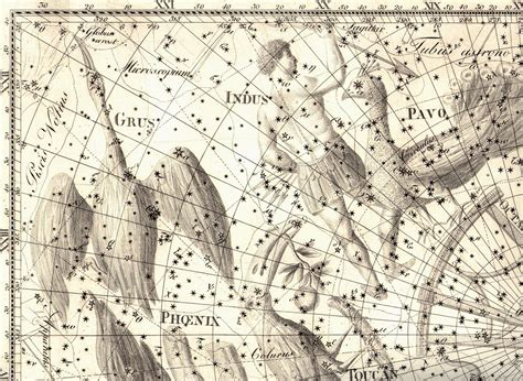southern constellation indus eso