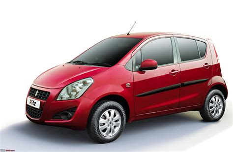 Maruti Suzuki Ritz Facelift Launched, Also Introducing Zdi