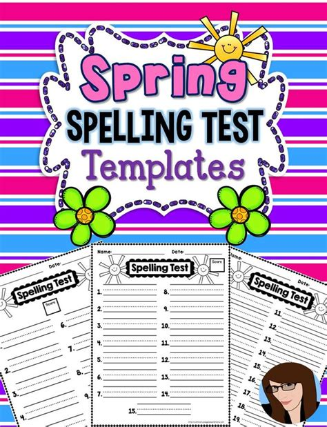 Tspeech Test Template by 379 Best Slp General Spring Freebies Images On Pinterest