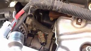 How To Replace Thermostat Chrysler Sebring  U221a