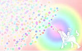 Cute Unicorns And Rainbows Wallpaper Images   Pictures - Becuo  Cute Rainbow Wallpapers