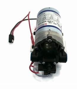 Shurflo 12v Volt Demand Water Pump W   Wiring Harness Lawn