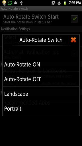 Auto Change Lock Screen Wallpaper Android Apk by Auto Rotate Switch Apk For Android