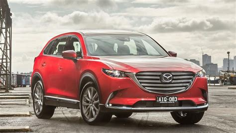 Mazda Cx-9 Gt 2016 Review