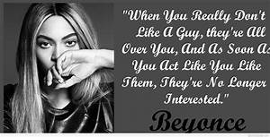 The more you mature, you realize that th by Beyonce ...