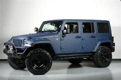 starwood jeep blue buy new starwood custom ferrari blue nart kevlar
