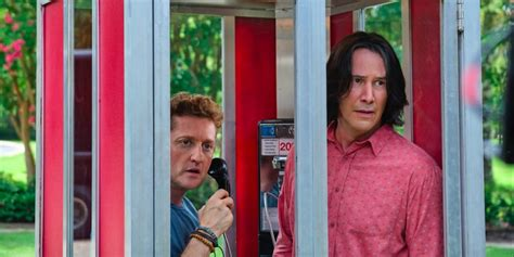 Photos Get A First Look At Keanu Reeves And Alex Winter