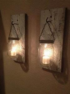 35 Mason Jar Lights Do It Yourself Ideas DIY to Make