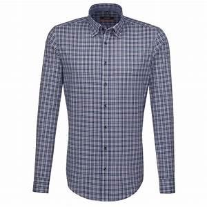 Chemise Homme A Carreau : chemise slim carreau bleu marine ~ Melissatoandfro.com Idées de Décoration
