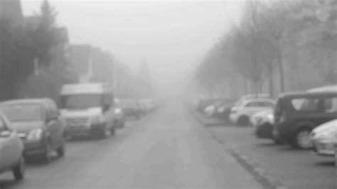 Scary Fog Street  Free Horror Stock Footage  Free Stock