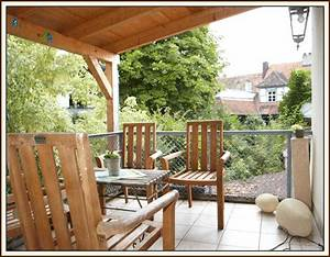 holzfliesen balkon gross kreative ideen fur With französischer balkon mit sonnenschirm ikea seglarö