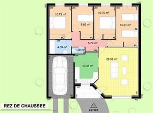 top des ventes maison guitare maison archi constructeur With plan de petite maison