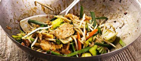 la cuisine au wok une fertilité boostée grâce à une cuisine différente