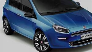 Fiat Punto Restyling  Facelift Concept