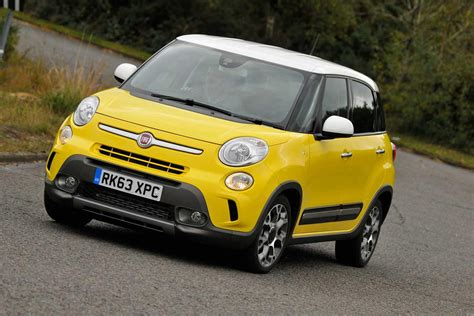 Fiat 500l Review by 2013 Fiat 500l Trekking Review What Car