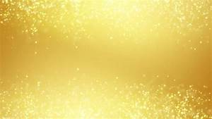 Beautiful Gold Lights Background 2 Stock Footage Video