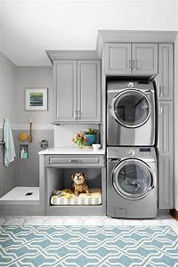 beautiful and functional laundry room design ideas 1 With secrets for functional and attractive laundry room cabinets