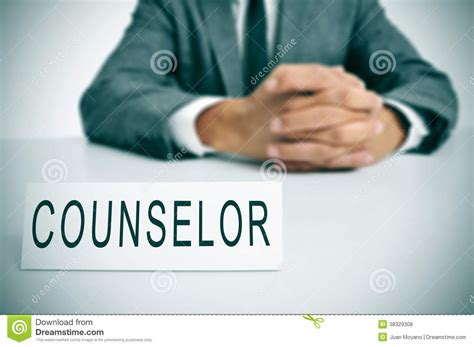 counselor    counselor