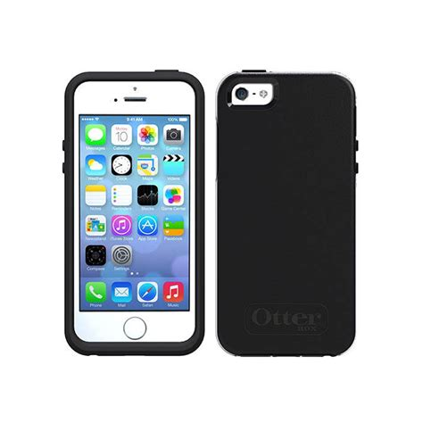 otterbox iphone 5s otterbox symmetry iphone 5s black glacier wireless 1