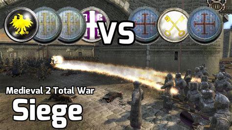 2 total war siege 2 total war battles 217 3v4 siege