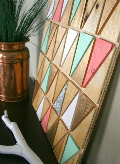 Pastellfarben Für Holz by Wanddeko Aus Holz Zum Selbermachen 7 Kreative Ideen