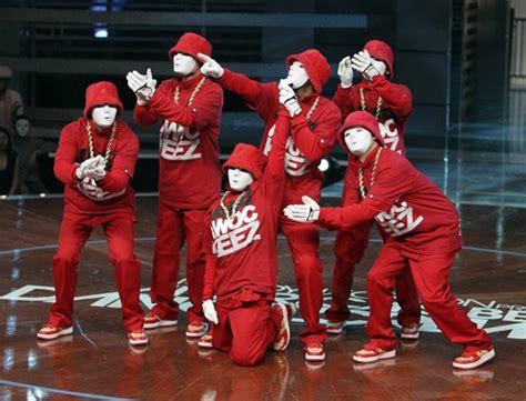 fine  dandy  dance crew jabbawockeez