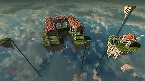 Azeroth – The Air Temple – Minecraft Building Inc