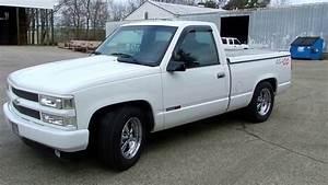 1993 Chevrolet 454 Ss Pickup Truck